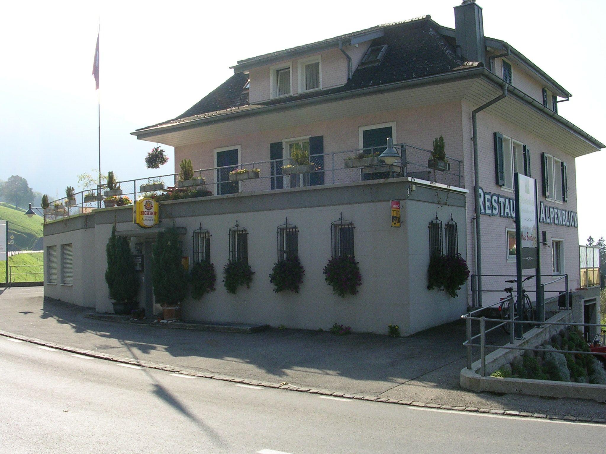 01_Restaurants, Bars & Hütten_Alpenblick