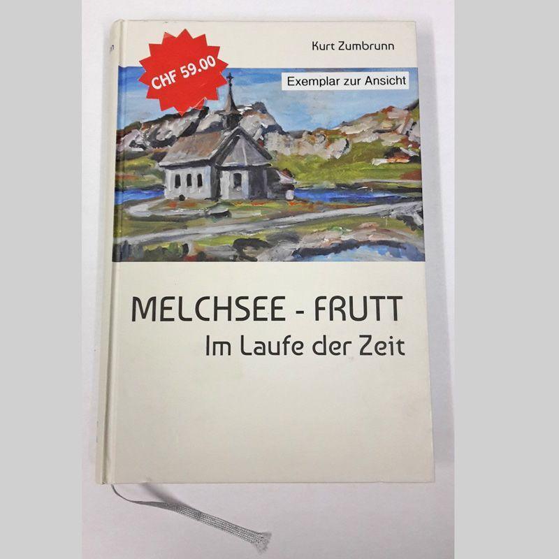 Melchsee-Frutt im Laufe der Zeit